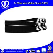 Triplex 600V Secondary UD Cable Converse