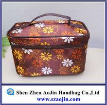 fashion travel cosmetic bag for women 2013