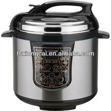 6L digital pressure multi function cooker