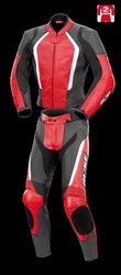 BUSE Leather motorcycle motorbike suit