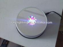 fashion led light base,7leds led crystal base