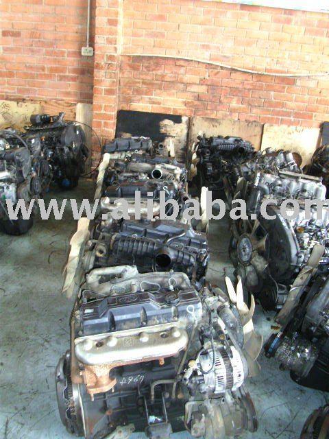 Kia bongo engine