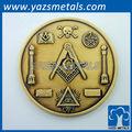 масонские знаки/монеты/медалей металлические изделия