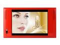 """10"""" lcd de señalización digital bolsa de mano, la exhibición de publicidad del jugador,, pantalla del monitor"""