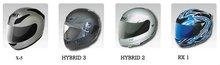 Full-face Street Helmet