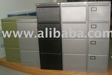 Steel filing cabinet , lockers , and more