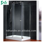 high quality stainless steel clean and simple modern glass bathroom and shower SA8800-D32