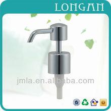 wholesale durable brass 304s/s zinc alloy lotion pumps