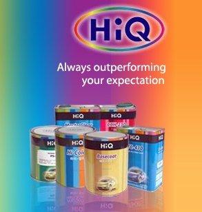 HiQ Automotive Refinish System