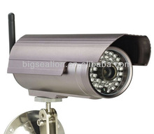 3G SIM Card Security Camera Memory IP Camera
