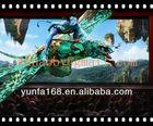 Indoor Outdoor 4d 5d 6d Motion Cinema Simulator Equipment