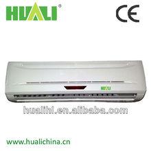 Central de ar condicionado unidade interior- refrigerado a água de alta split na parede da bobina do ventilador da unidade