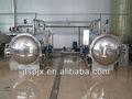 de acero inoxidable de dos la conexión en paralelo olla caliente de inmersión de agua de alta presión de vapor esterilizador autoclave