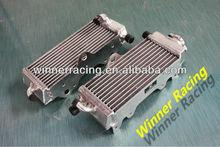 aluminum alloy radiator for Yamaha YZ125 1996-2001