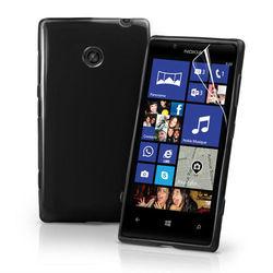 Grip Gel TPU Case Cover For Nokia Lumia 520
