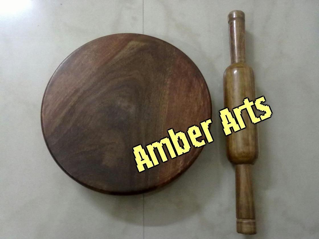 wooden Chakla / belan