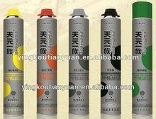 polyurethane construction Expanding PU foam Sealant /joint sealant