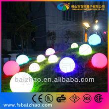 16 color change Big Size LED glowing ball