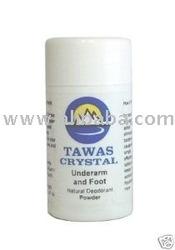 Tawas Alum Potassium Powder Deodarant