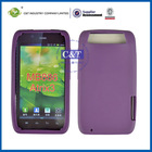 Hot Selling Silicone Mobile Phone Cover for Motorola MB886