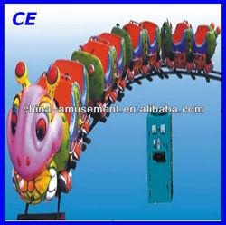 Wonderful amusement rides playground equipment track train