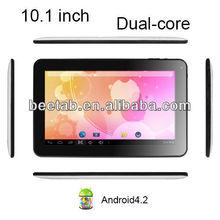 2013 Fashionable tablet pc 3g sim card slot 10.1 A20 promotion