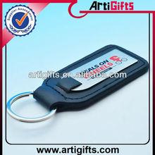 2013 Wholesale promotional leather keyring