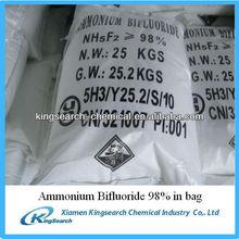 ammonium hydrogen fluoride 98 for frosting