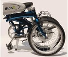 "20"" Folding Electric Bicycle"