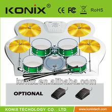 USB Midi Roll Up Drum Kit