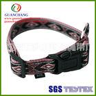 New products on china market custom dog collars,satin ribbon,dog leash