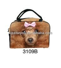 Fancy Stylish Dog Travel Bag