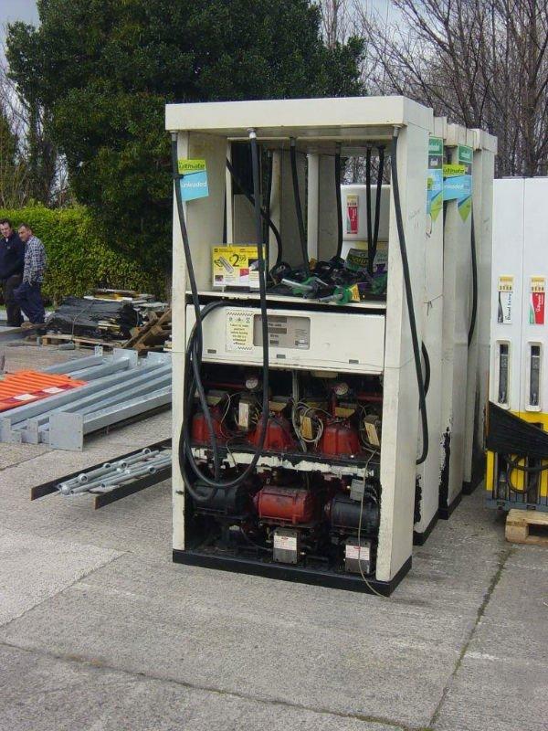 Tokheim Fuel dispensers