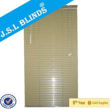 OEM/ODM 1inch 2 inch slats home use aluminum blinds Guangzhou factory