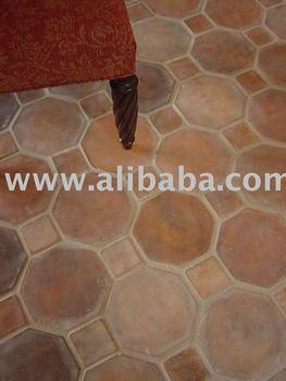 """Octagon Floor Tiles 8""""x8"""""""