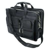 Double Compartments Laptop Case