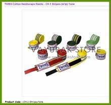 TWINS Cotton Handwraps Elastic - Stripes Tone