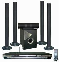 RJ-1000HTW Wireless 1200 Watts 5.1 Home Theater System