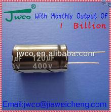 High Voltage 150uf 450v Electrolytic Capacitor Manufacturer