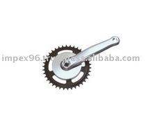Bicycle Chainwheel & Crank