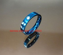 2014 New Design Fashion high polish stainless steel ring Jewelry gift for custom ring pops OEM