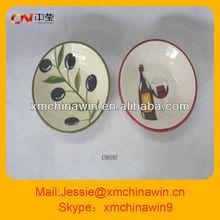 Porcelain dinnerware ceramic plates set