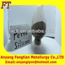 Desoxidante buena ferro silicio msds/fesi msds china proveedor de la fábrica