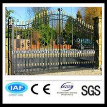 European main iron gate