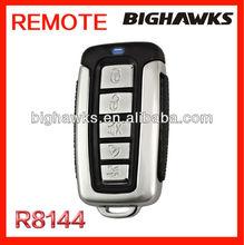 smart key programming BIGHAWKS R8144 Universal car alarm remote transmitter