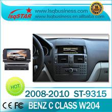 Wholesale Car DVD for benz C CLASS W204/ C200/ 180K/ C260