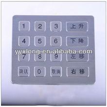 keypad access control system 4x4 keypad