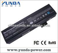 Geniune 6 cells 4800mah laptop battery for Fujitsu Siemens Amilo Pa L51 1510 2510 1505 3S4400 S1S5 Series