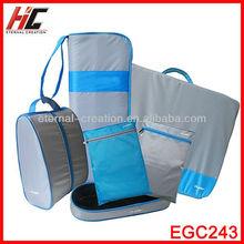 2013 New Design Nylon Travel Bag Set 6 Travel Bag indonesia for Sale