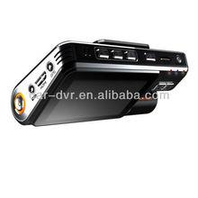 HD 720P Remote control Dual Camera Dvr Car Recorder 2012